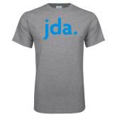 Grey T Shirt-jda