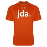 Under Armour Orange Tech Tee-jda