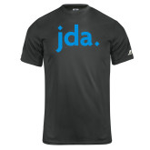 Russell Core Performance Charcoal Tee-jda