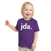 Toddler Purple T Shirt-jda