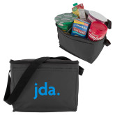 Six Pack Grey Cooler-jda - 2 inches wide