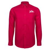Red House Red Long Sleeve Shirt-jda