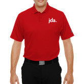 Under Armour Red Performance Polo-jda