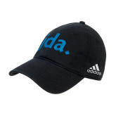 Adidas Black Slouch Unstructured Low Profile Hat-jda