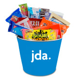 Metal Gift Bucket w/Neoprene Cover-jda