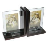 Glass Frame Bookends-jda