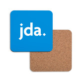 Hardboard Coaster w/Cork Backing-jda