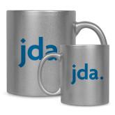 Full Color Silver Metallic Mug 11oz-jda