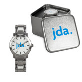 Ladies Stainless Steel Fashion Watch-jda