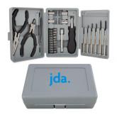 Compact 26 Piece Deluxe Tool Kit-jda