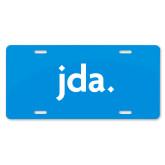 License Plate-jda