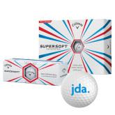 Callaway Supersoft Golf Balls 12/pkg-jda