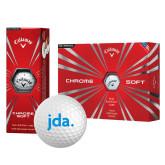 Callaway Chrome Soft Golf Balls 12/pkg-jda
