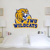 4 ft x 5 ft Fan WallSkinz-JWU Wildcats