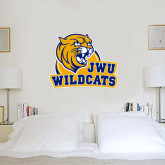 3.5 ft x 4 ft Fan WallSkinz-JWU Wildcats
