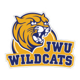 Medium Decal-JWU Wildcats, 8 in wide