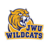 Small Decal-JWU Wildcats, 6 in wide