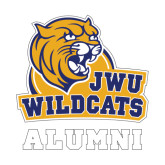 Alumni Decal-Alumni, 6 in tall