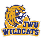 Extra Large Decal-JWU Wildcats, 18 in wide
