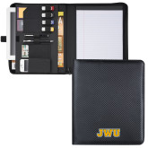 Carbon Fiber Tech Padfolio-JWU