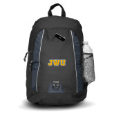 Impulse Black Backpack-JWU
