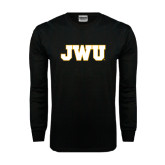 Black Long Sleeve TShirt-JWU