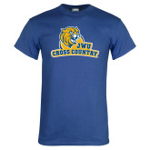 Royal T Shirt-Cross Country