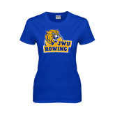 Ladies Royal T Shirt-Rowing