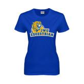Ladies Royal T Shirt-Equestrian