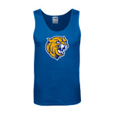 Royal Tank Top-Wildcat Head