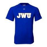 Under Armour Royal Tech Tee-JWU