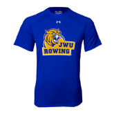 Under Armour Royal Tech Tee-Rowing