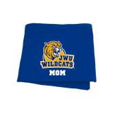 Royal Sweatshirt Blanket-Mom