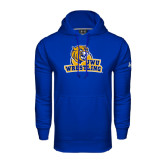 Under Armour Royal Performance Sweats Team Hoodie-Wrestling