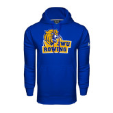 Under Armour Royal Performance Sweats Team Hoodie-Rowing