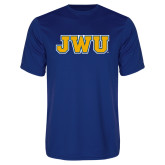 Performance Royal Tee-JWU