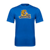 Syntrel Performance Royal Tee-Wrestling