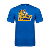 Syntrel Performance Royal Tee-Rowing