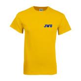 Gold T Shirt-JWU