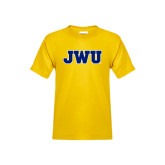 Youth Gold T Shirt-JWU