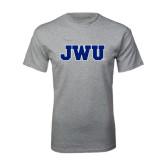 Grey T Shirt-JWU