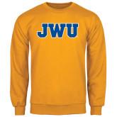 Gold Fleece Crew-JWU