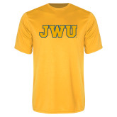 Performance Gold Tee-JWU