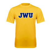 Syntrel Performance Gold Tee-JWU