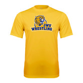 Syntrel Performance Gold Tee-Wrestling