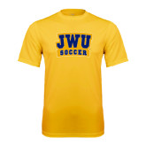 Syntrel Performance Gold Tee-JWU Soccer