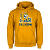 Gold Fleece Hoodie-Grandpa
