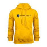 Gold Fleece Hoodie-University Mark