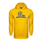 Under Armour Gold Performance Sweats Team Hoodie-Basketball