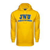 Under Armour Gold Performance Sweats Team Hoodie-JWU Field Hockey